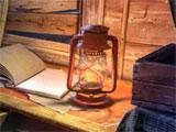 Bonfire Stories: The Faceless Gravedigger Collector's Edition Gas Lamp