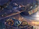 Spirits of Mystery: Illusions hidden object scene