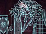 Dark Tales: Edgar Allan Poe's Lenore Collector's Edition Mask
