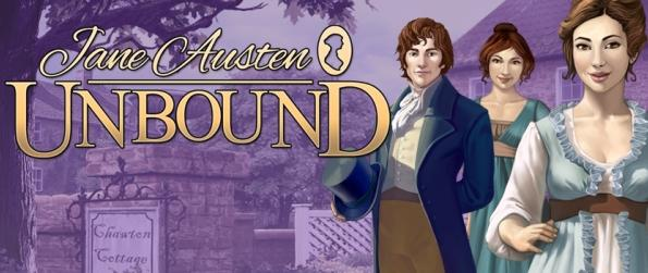 Jane Austen - Join Jane Austen In A Great Hidden Object Game