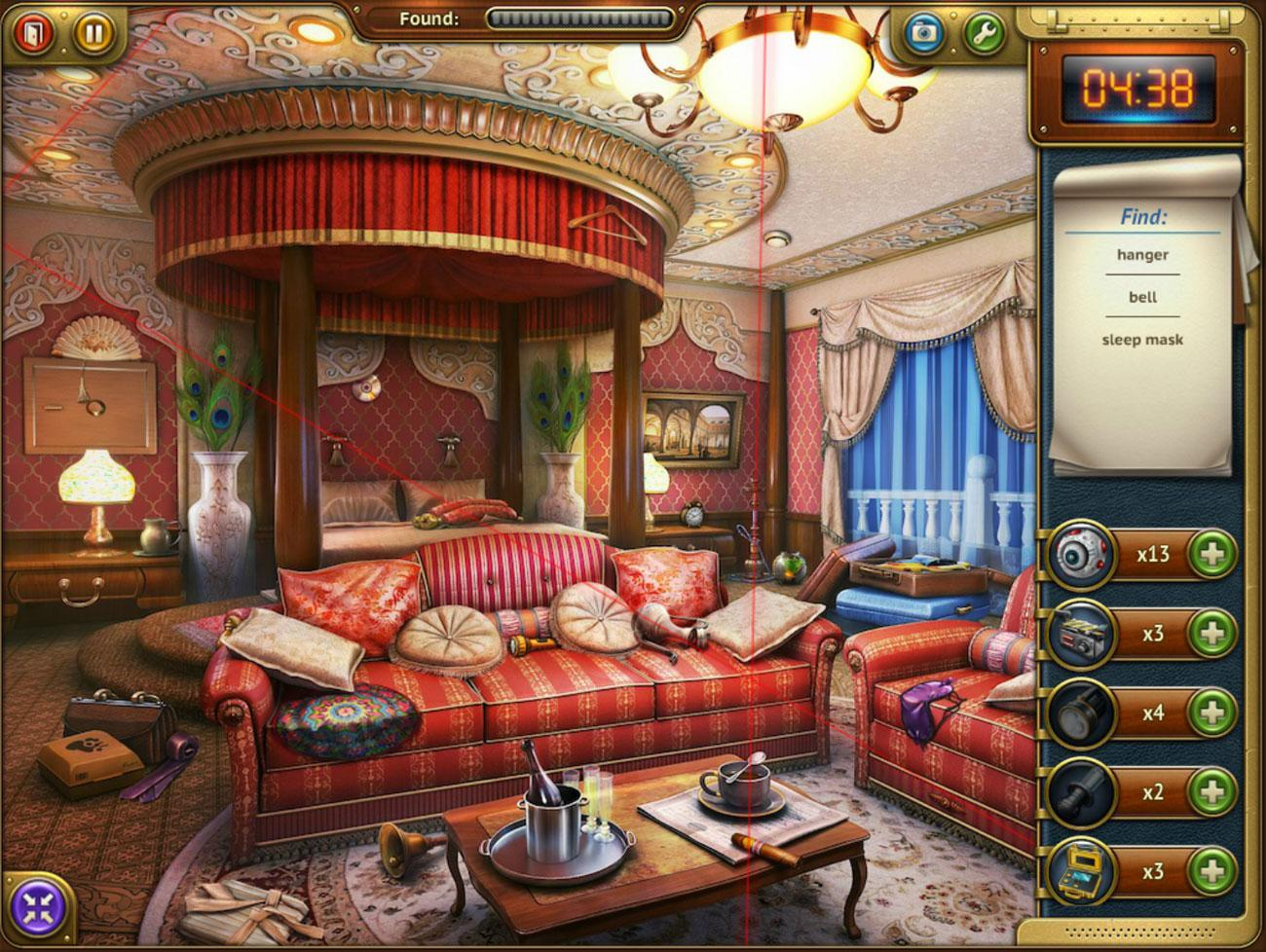 Most Play Hidden Object Games