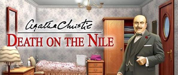 Agatha Christie - Death on the Nile - Enjoy the hidden object game set in this wonderful world and books of Agatha Christie.