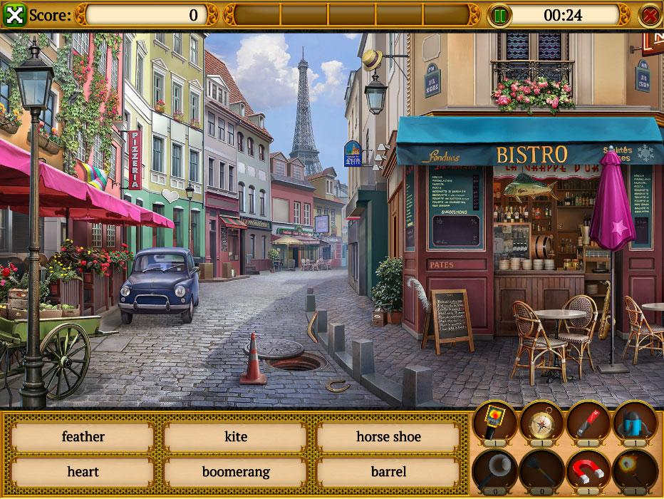 Hidden Object Games! Video
