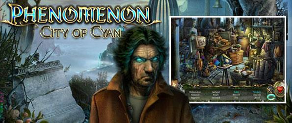 Phenomenon: City of Cyan - Travel to the mysterious city of Cyan in search of your long lost parents.