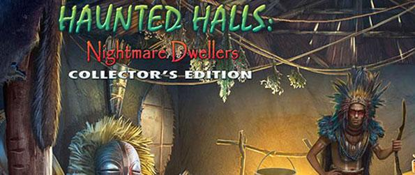 Haunted Halls: Nightmare Dwellers - Investigate the theft of a Crystal Skull and the strange events that happen after.