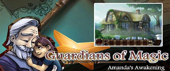 Guardians of Magic: Amanda's Awakening - Help Amanda combine both technology and magic to make a force stronger than all else.