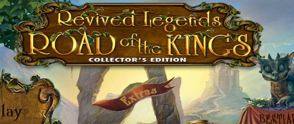 Revived Legends Road of the Kings - Stop an evil wizard before he destroys your world and the other world.