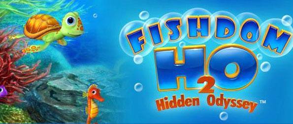 Fishdom H2O: Hidden Odyssey - Dive into the brilliant underwater world in Fishdom H2O: Hidden Odyssey!