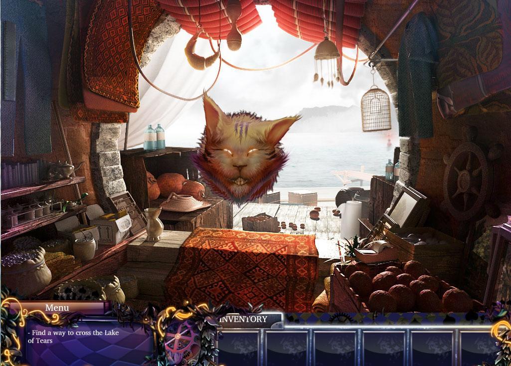 Alice In Wonderland Games: Hidden Object Games