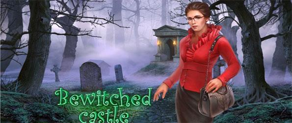 Bewitched Castle - Immerse yourself in this top quality hidden object game that's sure to have you engaged for countless hours.