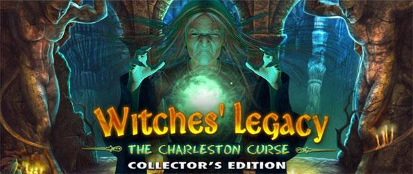 Witches' Legacy: The Charleston Curse - Put a stop to the Charleston Curse before it ends up taking the life of an innocent young girl.