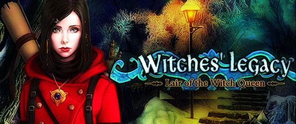 Witches' Legacy: Lair of the Witch Queen - Find your young ward and stop her before the Witch Queen's evil plan comes to pass in Witches' Legacy: Lair of the Witch Queen, a cunning Hidden-Object Puzzle Adventure game.