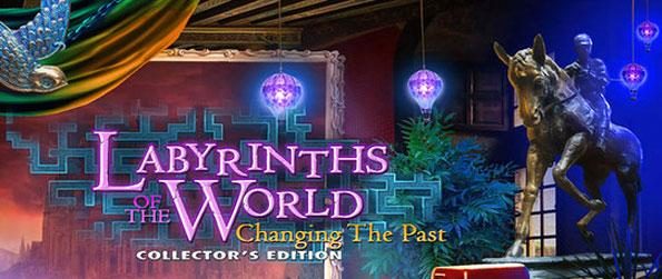 Labyrinths of the World: Changing the Past - Do the impossible task of changing time in this fantastic hidden object game.