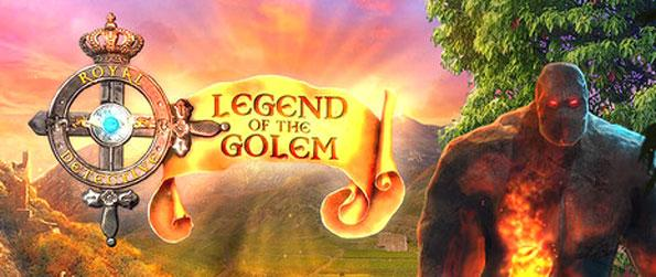 Royal Detective: Legend of the Golem - Play this high intensity hidden object game that will take you to a realm of mystery and fantasy.