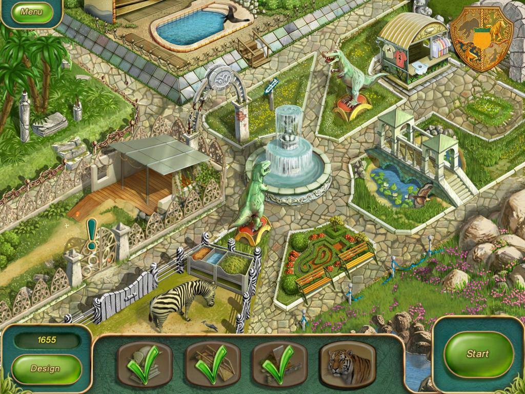 Gourmania 3: Zoo Zoom - Hidden Object Games!