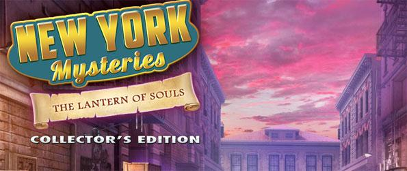 New York Mysteries: The Lantern of Souls Collector's Edition - Explore a world full of intrigue and mystery in this exciting HO game.