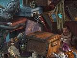 Grim Legends 3 hidden object scene