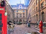 Secret Investigations: Egyptian Curse: Investigating through the Streets of Paris