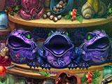 Hidden object scene in Reflections of Life: Call of the Ancestors