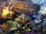 Queen's Quest 2: Stories of Forgotten Past hidden object sequence