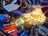 Mystery Tales: Eye of the Fire Collector's Edition: Silhouettes to find Hidden Objects