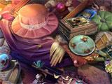 Dark Romance: Curse of Bluebeard hidden object scene