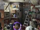 Letters from Nowhere hidden object scene