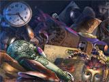 Mystery Case Files: Broken Hour hidden object scene