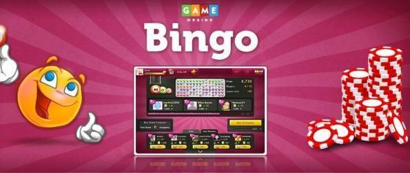 Bingo Game - Jouer un grand jeu de bingo social Facebook.