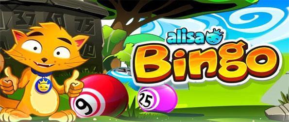 Alisa Bingo - Jogue e ganhe com uma fantástica diversão novo jogo de bingo livre no Facebook.