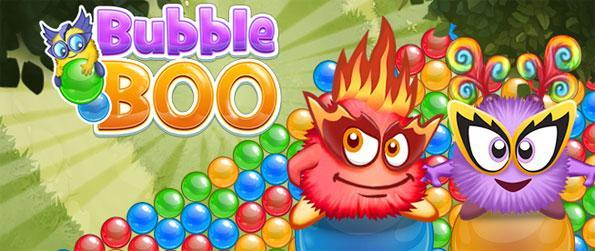 Bubble Boo - Enjoy a new take on the classic bubble shooter and rescue the Boo's.