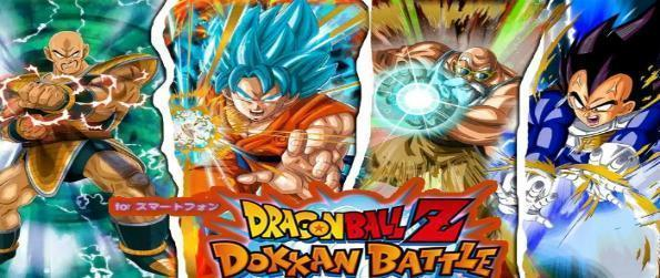 Dragon Ball Z Dokkan Battle - Assemble a team of your favorite Dragon Ball Z characters to fight and defeat evil characters in the anime!