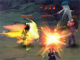 Hunter X Online: PvP ladder match