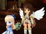 Celestia Luna Online's character designs
