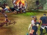 Kritika Online: Boss fight