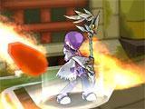 Elsword Online Fireballs