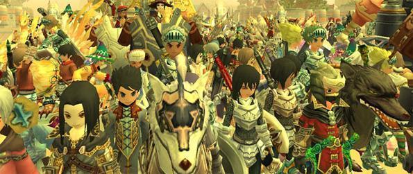 Grand Fantasia - Join the fun adventures in Grand Fantasia