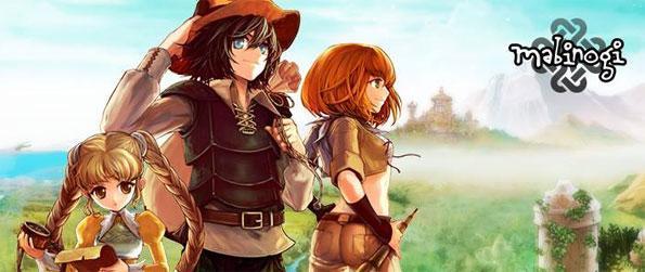 Mabinogi - Save the realm of Tir Na Nog in a stunning Anime Sandbox MMORPG.