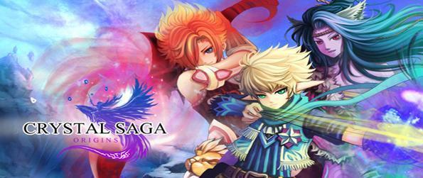 Crystal Saga - Join the adventure today in this free browser MMO, one of the most popular available.