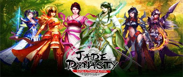 Jade Dynasty - Explore a game that has a large game world filled with challenges and promise.