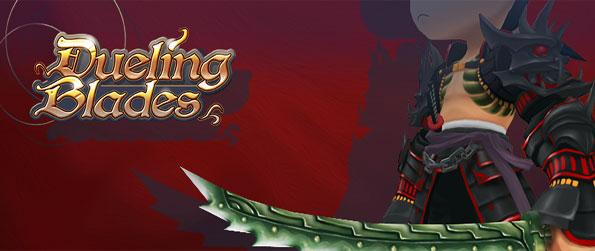 Dueling Blades - Nurture your character and create one of a kind attacks.
