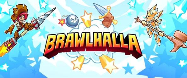Brawlhalla - Test your battle skills against enemies from all over the world.