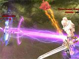 Ranger gameplay in SAO's Legend