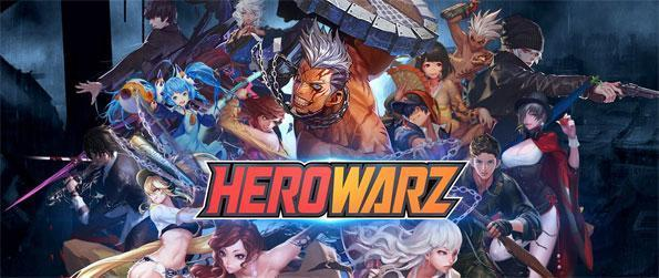 HeroWarz - Enjoy this exciting action RPG that you'll want to come back to every single day once you get into it.