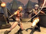 Melee combat in GunZ 2