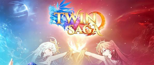 Twin Saga - Take up your weapons and armor and save the fate of the world.