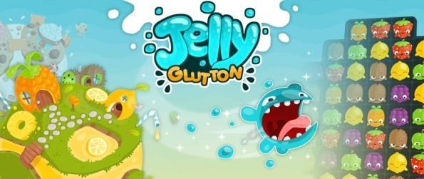 Jelly Glutton - G?da Of Harikulade Dünyas? ile seyahat!