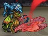 Battle pets in Magic Pets