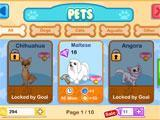 Pet Shop Story: Purchasing New Pets