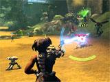 Firefall HD Graphics